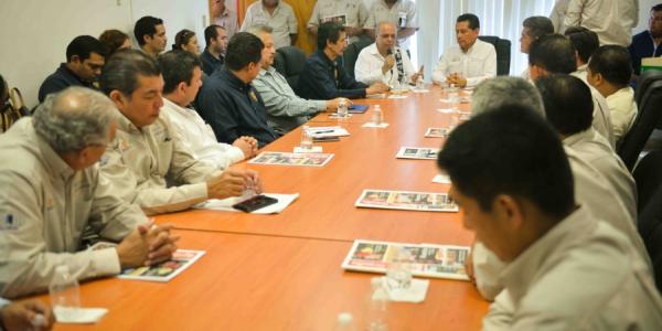 Reafirman autoridades, productores y la UNACH su apoyo a la formación de profesionales en Caficultura
