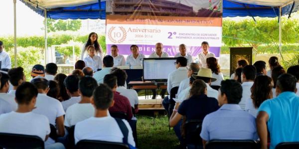 Notifican a la UNACH la acreditación nacional  de la licenciatura en Ingeniería Agroindustrial