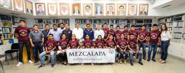 Alumnos y docentes de la UNACH realizarán estancia académica en la Universidad Agraria de la Habana, Cuba