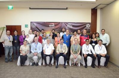 Responden investigadores de Física procedentes de Europa y Sudamérica a encuentro convocado por la UNACH