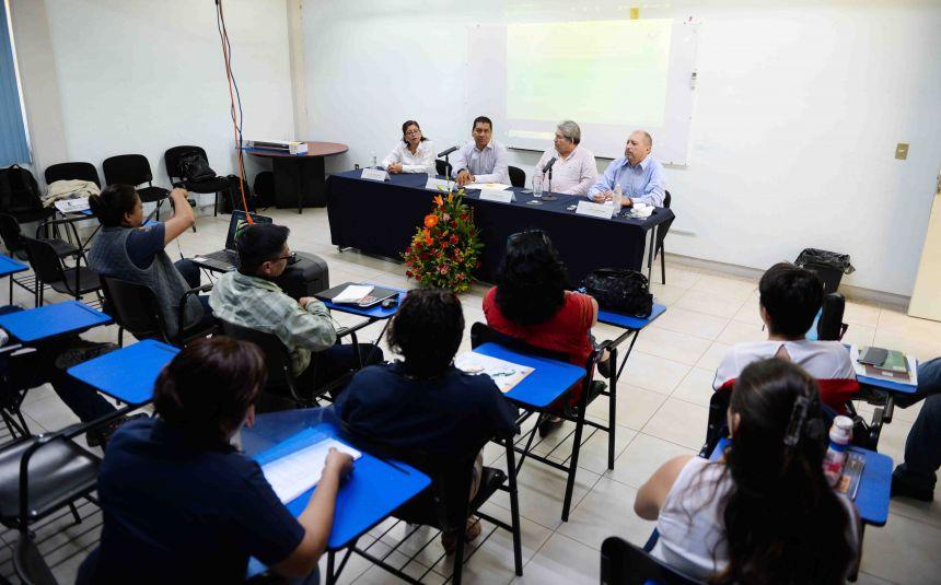 Organizó UNACH con éxito el Taller Megaproyectos, Resistencias y Derechos Humanos en Chiapas