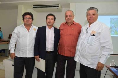 Participan académicos de diferentes estados y Guatemala en el VI Congreso Nacional de Investigación en Cambio Climático