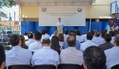 Resaltan participación del IIJ de la UNACH en el desarrollo de proyectos de ley