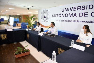 Resaltan crecimiento académico de la Facultad de Negocios de la UNACH  en Tapachula