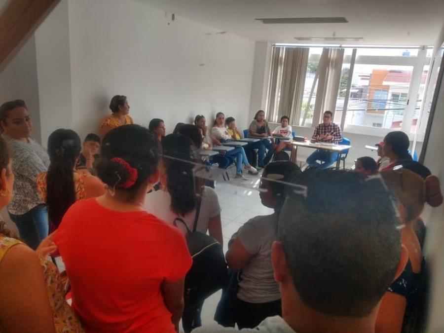 Imparte UNACH clases a 40 estudiantes inscritos en el curso taller gratuito de italiano para jóvenes