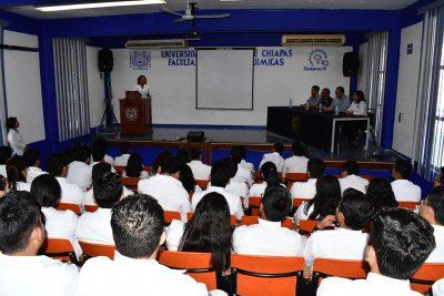 En el Campus IV Promueve UNACH estancias de investigación del Programa Delfín