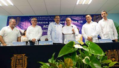 Destacan calidad y aporte de la Escuela de Lenguas de la UNACH en San Cristóbal de las Casas