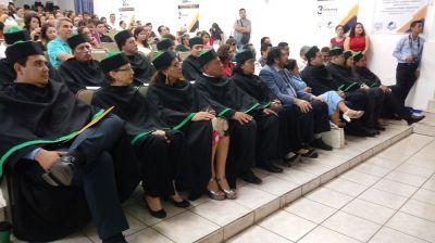 En el Campus IV Se gradúa primera generación del Doctorado en Gestión para el Desarrollo de la UNACH