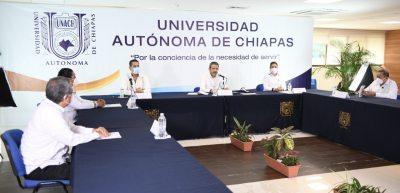 Distinguen certificaciones nacionales e internacionales a licenciaturas de la Facultad de Ciencias Administrativas de la UNACH
