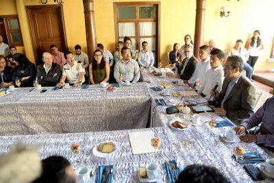 Expresan UNACH, el Gobierno de Comitán y distintos sectores su compromiso de trabajo para el desarrollo cultural