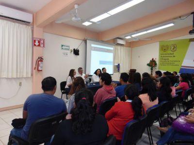 Unidades Académicas de la UNACH trabajan con objetivos dirigidos a consolidar la calidad educativa