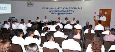 Consolida Escuela de Medicina Humana de la UNACH en Tapachula su presencia y calidad educativa en Tapachula
