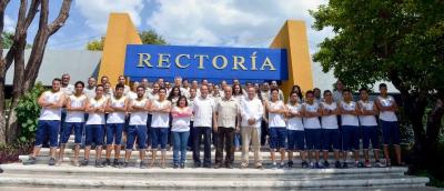 Participan alumnos de la UNACH en Campeonato Nacional de Futbol 7