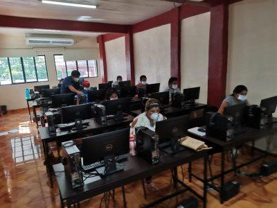 Presentarán más de 11 mil jóvenes el examen de admisión de la UNACH