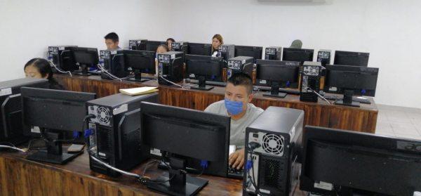 Más de 7 mil 600 alumnos de nuevo ingreso a la UNACH iniciaron su Módulo de Nivelación para Ingreso a Pregrado y el Módulo de Inducción