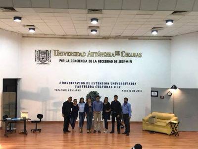 UNACH, CAMPUS IV Con la obra de teatro Perlas y Cuervos cierran actividades de la Cartelera Cultural Universitaria