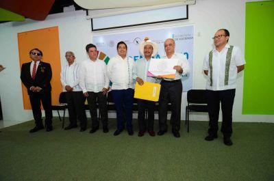 Reconocen a nivel nacional el trabajo hecho por la UNACH para el desarrollo de los municipios