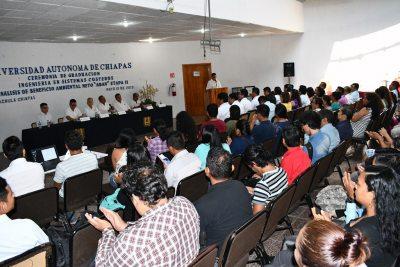 En el Campus IV Presenta UNACH resultados de proyecto sobre la vulnerabilidad de las playas ante un derrame de hidrocarburo en Puerto Chiapas