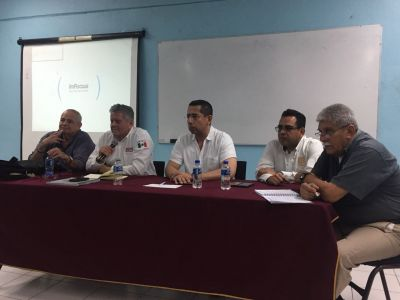 En el Campus IV Participa UNACH en proyecto de Creación de un Geoparque Turístico Mundial