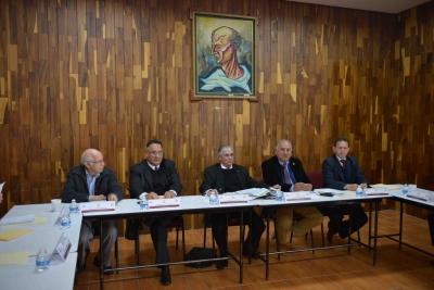 Destaca el jurista mexicano Máximo Carbajal  la calidad de los egresados de la Facultad de Derecho de la UNACH