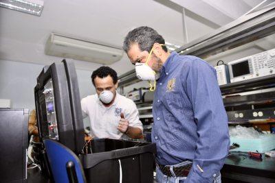 Desarrollan en la UNACH un sistema automático de ventilación artificial de bajo costo para atender a pacientes con COVID-19