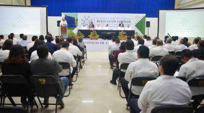 Se reúnen en la UNACH más de 80 rectores y directores de instituciones de educación superior públicas y privadas