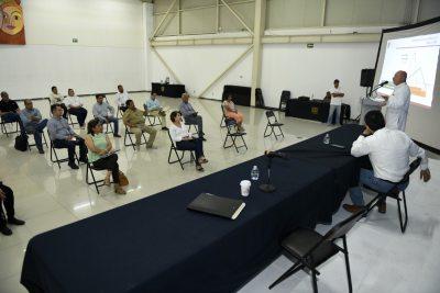 Trabaja UNACH de manera coordinada con el sector salud en las medidas para prevenir el virus Covid-19  •Se reúne el secretario de Salud, José Manuel Cruz Castellanos, con el rector de la UNACH, Carlos F. Natarén Nandayapa