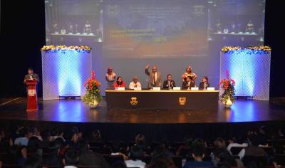 Expertos de Sudamérica y México participan en Primer Congreso Internacional de Ciencias Administrativas organizado por la UNACH