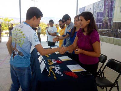 Participa UNACH en la capacitación de niños y jóvenes que representarán a Chiapas en la fase nacional de la Olimpiada Mexicana de Matemáticas