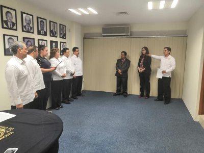 Designan  a Roberto Carlos Mijangos Sánchez, director de la Facultad de Ciencias Administrativas C-VIII de la UNACH con sede en Comitán