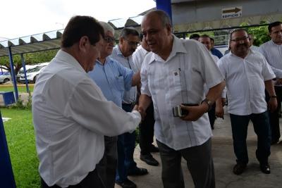 El rector de la UNACH, Carlos Eugenio Ruiz Hernández invita a fortalecer la calidad académica