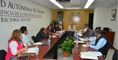 Avanza UNACH en el proceso de su tercera acreditación nacional del programa de Médico Cirujano