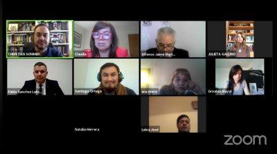 Realizan UNACH y Universidad Católica de Córdoba, Argentina seminario virtual internacional