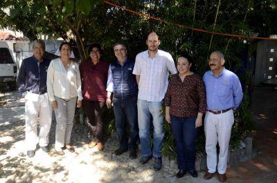 Fortalece UNACH vínculos de cooperación académica con Argentina
