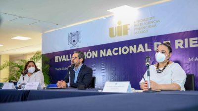 Presentan en la UNACH la Evaluación Nacional de Riesgos de Lavado de Dinero y Financiamiento al Terrorismo en México 2020