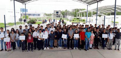 Da inicio en la UNACH la 32ª Olimpiada Mexicana de Matemáticas en su fase estatal