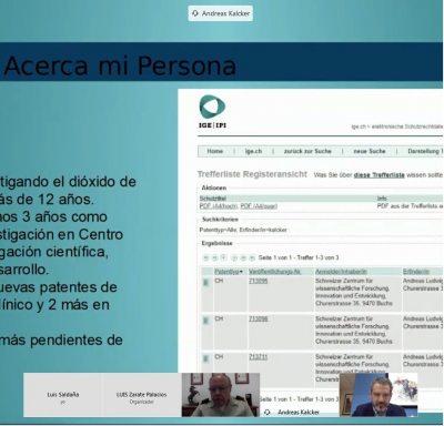 Coinciden expertos de Europa y América en encuentro  Virtual  organizado por la UNACH