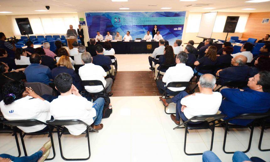 """Celebra UNACH los 33 años de la Biblioteca Central Universitaria """"Carlos Maciel Espinosa"""""""