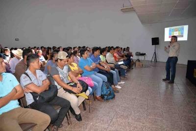 En el Campus IV  Invita UNACH a estudiantes a realizar movilidad estudiantil nacional e internacional
