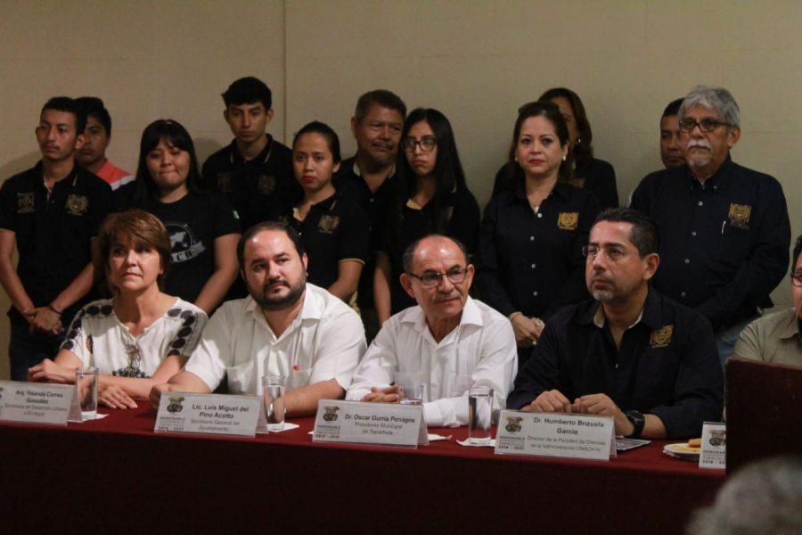 En el Campus IV Unachenses participan en Consulta Ciudadana Tapachula 2020