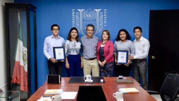 Alumnos de la UNACH se clasificaron a la fase final del IV Concurso Nacional de Mediación