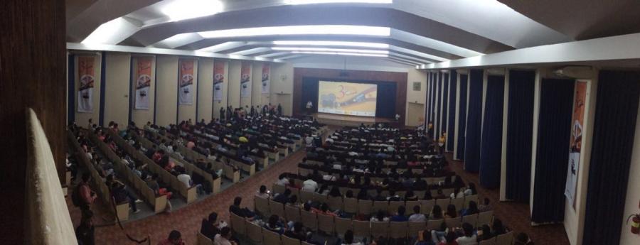 Conferencias, seminarios y la proyección de cintas forman parte del cuarto día de actividades del FICUNACH