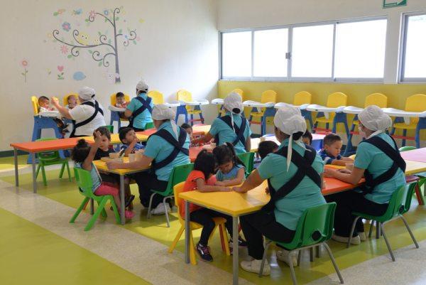 En Tapachula y Tuxtla Gutiérrez Estancia Infantil UNACH ofrece sus servicios para hijos de estudiantes universitarios