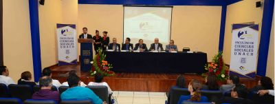 Destacan crecimiento de la Facultad de Ciencias Sociales de la UNACH en áreas de academia, investigación y movilidad