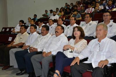 Distinguen la vinculación, calidad académica y los trabajos de investigación al Instituto de Biociencias de la UNACH