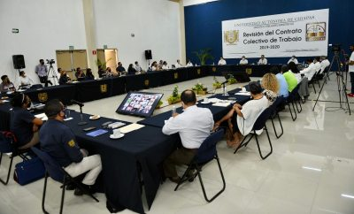 Inicia Administración Central de la UNACH negociación del Contrato Colectivo de Trabajo con el STAUNACH
