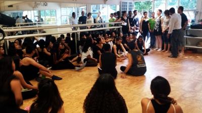 Trabaja UNACH de manera vinculada con la Escuela Nacional de Danza Clásica y Contemporánea y el INBA
