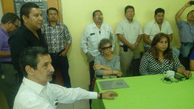 En el Campus IV Nombran a  Alfredo Monterrosa como encargado de la dirección de la Facultad de Ciencias Agrícolas de la UNACH