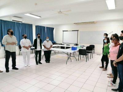 Realiza UNACH campaña de prevención de enfermedades en alumnos Tapachula