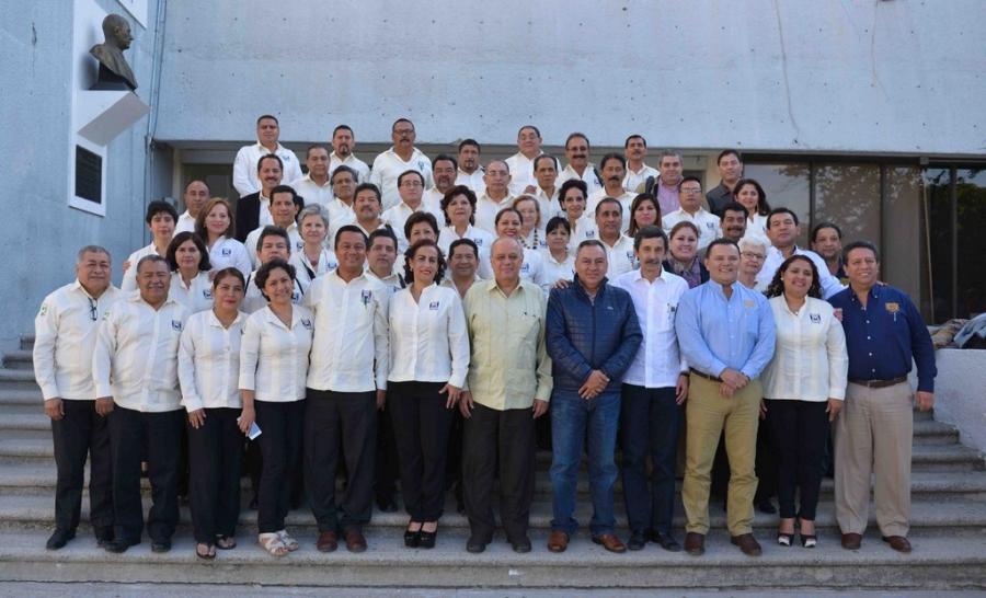 Firman UNACH y SPAUNACH el Contrato Colectivo de Trabajo 2016, en un clima de respeto y diálogo